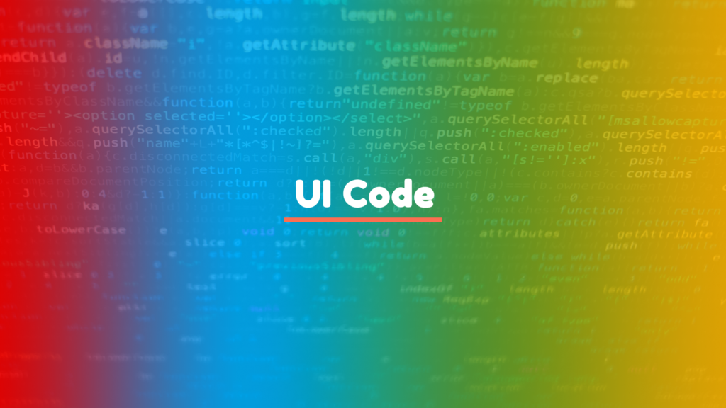 Convert UI Design to HTML and CSS